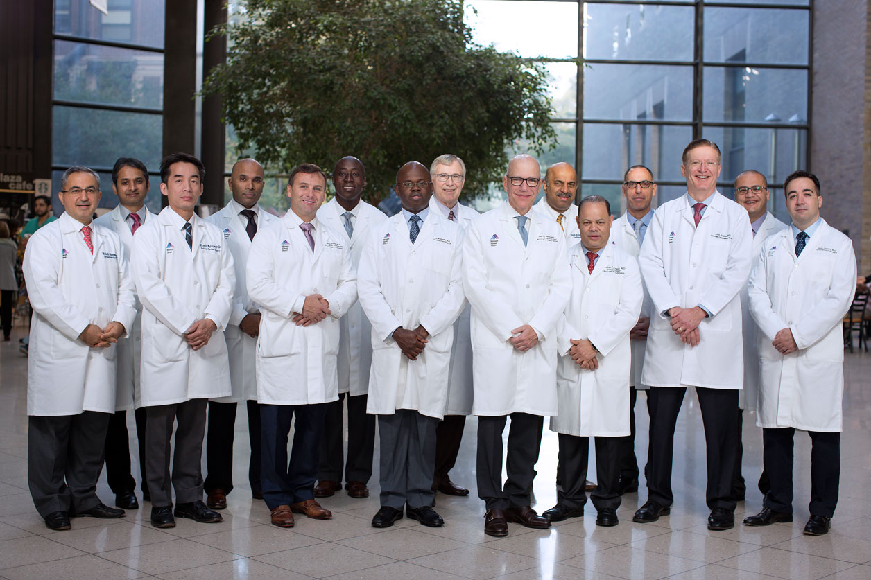 Dr. Adams leads a team of expert surgeons in the Department of Cardiovascular Surgery at the Mount Sinai Health System