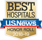 2018-19 U.S. News Best Hospitals Honor Roll