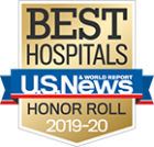 2019-20 U.S. News Best Hospitals Honor Roll